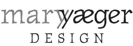 Plans in 2016 for Mary Yaeger Design