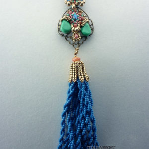 Serena Tassel Necklace
